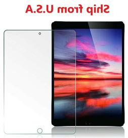 For Apple iPad 10.2 2019 7th Generation HD Tempered Glass Sc