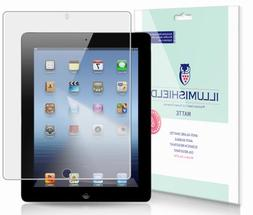 iLLumiShield - Apple iPad 4 with Retina Display Anti-Glare