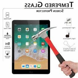 """For Apple iPad 9.7"""" 2018 6th Generation Tempered Glass Scree"""