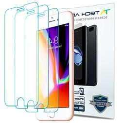 Tech Armor Apple iPhone 7 Plus  HD Clear film Screen Protect