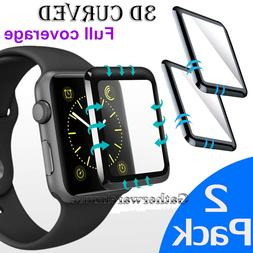 For Apple Watch Series 4/3/2/1 Screen Protector Tempered Gla