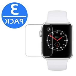 Apple Watch 42mm Tempered Glass Screen Protector  JALL