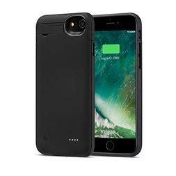 iPhone 8/7/6s/6 Battery Case, Rechargeable Extended Backup C