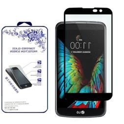 Ballistic Tempered Glass Screen Protector For LG K10 2016