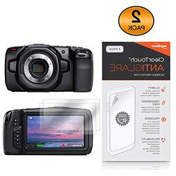Blackmagic Pocket Cinema Camera 4K Screen Protector, BoxWave