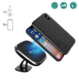 Nillkin Car Kits Magnetic Car Wireless Charger    Gift Pack