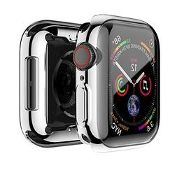 Tuscom Case for Apple Watch Series 4 44mm, Ultra Thin Anti S