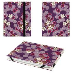 JAVOedge Cherry Blossom Folio Case for Barnes & Noble Nook G