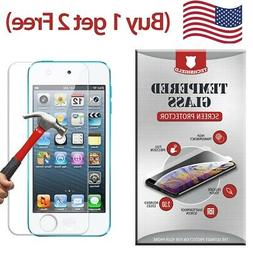 Clear HD Tempered Glass Film Screen Protector For iPod Touch