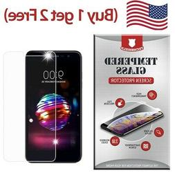 Clear HD Tempered Glass Film Screen Protector For LG K30 X41