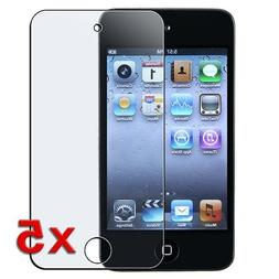 eTECH Collection 5 Pack of Crystal Clear Screen Protectors f