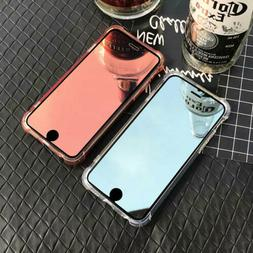 Colored Tempered Glass Reflective Mirror Screen Protector Fi