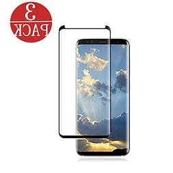 FURgenie Compatible Samsung Galaxy S8 PET Screen Protector,