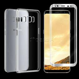 Easy to Install Screen Protector Case for Samsung Galaxy S8