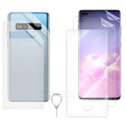 Easy to Install Screen Protector Film for Samsung Galaxy S10