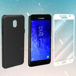 Easy to Install Screen Protector + TPU Case for Samsung Gala
