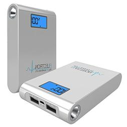 Maxboost Electron 10000mAh Portable Charger Dual-Port 3A USB