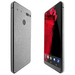 Essential Phone Screen Protector + Brushed Aluminum Full Bod