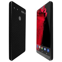 Essential Phone Screen Protector + Carbon Fiber Full Body, S
