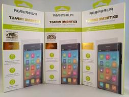 Puregear -Extreme Impact Screen Protector- for Samsung Galax
