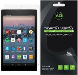 Dmax Armor All-New Fire HD 8 Tablet Screen Protector,  Anti