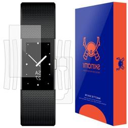 Skinomi FULL BODY  Skin+Screen Protector for Fitbit Charge 2