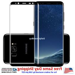 Full Cover Tempered Glass/Flex  Screen Protector For Samsung