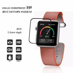 Full Touch Screen  Apple Watch Series 1,2,3 HD Tempered Glas