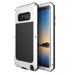 Galaxy Note 8 Case,Bixby Button Water Resistant Shockproof A