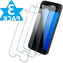 Galaxy S7 Tempered Glass Screen Protector    Screen Protect