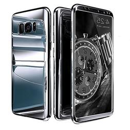 Galaxy S8 Plus Case,ATOOZ Ultra Slim 360 Degree All-around F