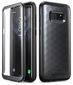 Galaxy S8+ Plus Case, Clayco  Full-body Rugged Case with Bui
