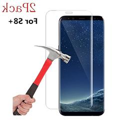 Galaxy S8 Plus Screen Protector , VPR 9H Hardness 2.5D Tempe