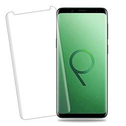 2 Pack Galaxy S9 Clear Screen Protector -  Anti-Scratch Bubb