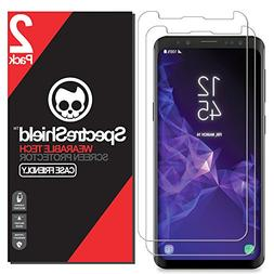 Galaxy S9 Plus Screen Protector   Spectre Shield Flexible Fu