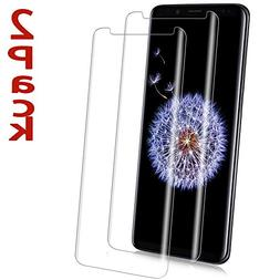 Galaxy S9 Screen Protector  Screen Protector Compatible with