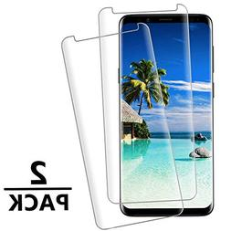 Galaxy S9 Screen Protector, 3D Screen Coverage Glass  Temper