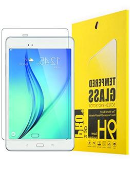Galaxy Tab A 8.0 Screen Protector Glass,iAnder Tempered Glas