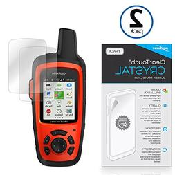 BoxWave Garmin inReach Explorer+ Screen Protector, ] HD Film