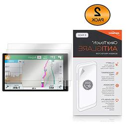 BoxWave Garmin RV 770 LMT-S ClearTouch Anti-Glare Screen Pro