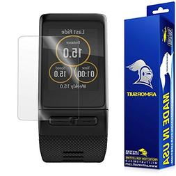 Garmin Vivoactive HR Screen Protector , ArmorSuit MilitarySh