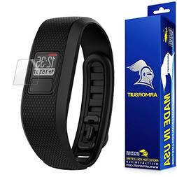 Garmin Vivofit 3 Screen Protector , ArmorSuit MilitaryShield