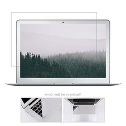 Tempered Glass Screen Protector for MacBook Air 13 Inch Mode