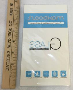 Glass Screen Protector iPhone 6S Maxboost Tempered Cleaning