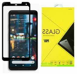 For Google Pixel 2 / Pixel 2 XL Full Cover Tempered Glass Sc