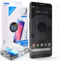 Dome Glass Google Pixel 3 Screen Protector Tempered Glass Sh