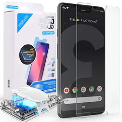 Dome Glass Google Pixel 3 XL Screen Protector Tempered Glass
