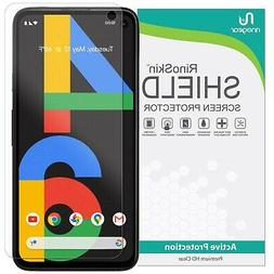 Google Pixel 4a Screen Protector RinoGear Case Friendly Acce