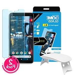Dome Glass Google Pixel 2XL Screen Protector Tempered Glass