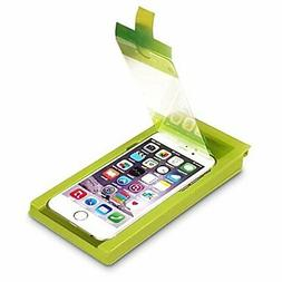 PureGear HD Clear Tempered Glass Screen Protector for iPhone